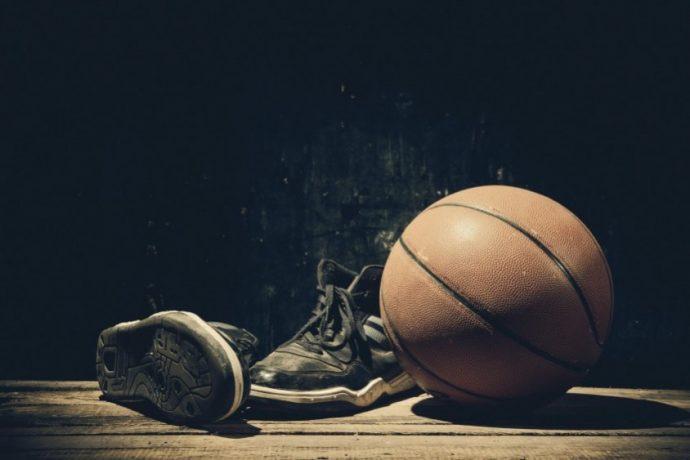 Basketball andshoes