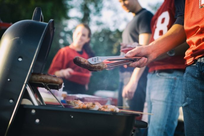 tailgating essentials technology