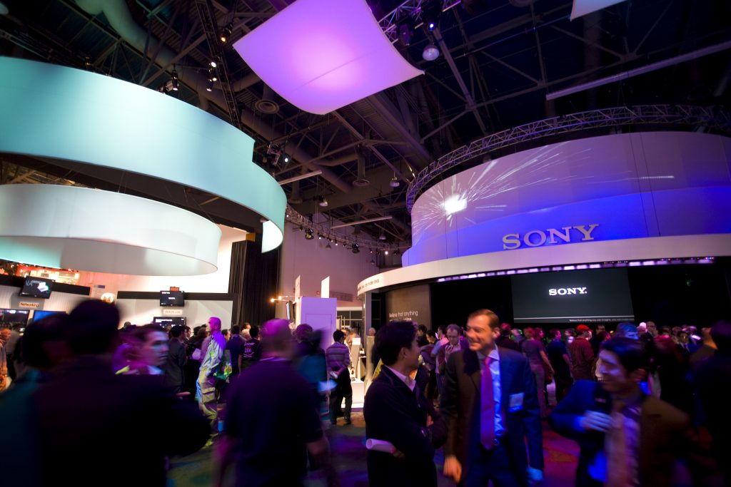 Put Together Your Next Home Entertainment Center At Ces